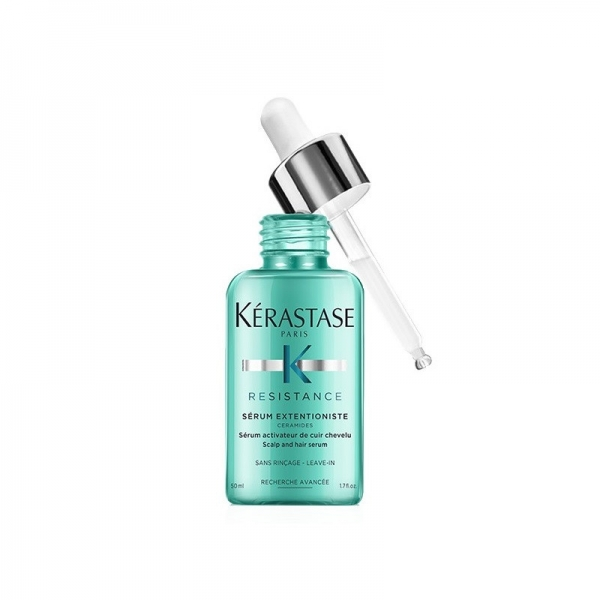 Serum pentru cresterea parului Kerastase Resistance Serum Extentioniste, 50 ml 0