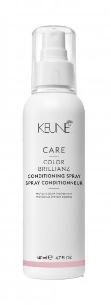 Spray balsam protector pentru par vopsit Keune Care Color Brillianz, 140 ml 0