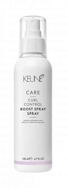 Spray cu cheratina pentru reactivarea si disciplinarea buclelor Keune Care Curl Control Boost,140 ml 0