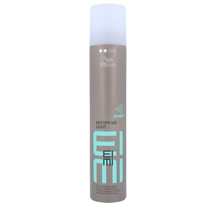 Spray fixativ cu fixare flexibila fara aerosol Wella Professionals Eimi Mistify Me - Light, 300 ml 0