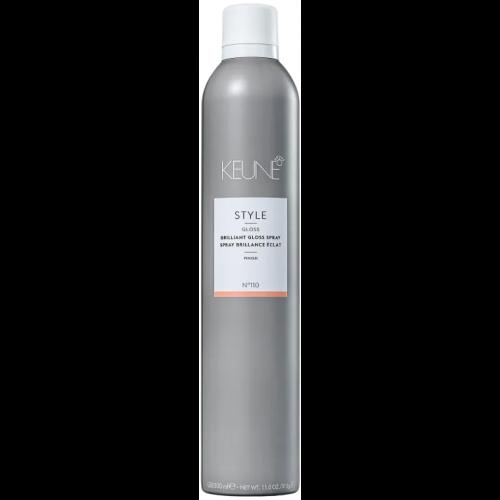 Spray luciu de par Keune Style Brilliant Gloss Spray, 500 ml 0
