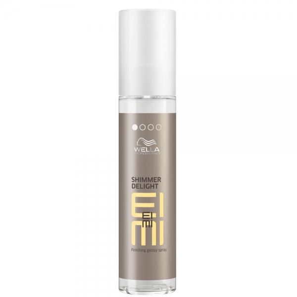 Spray pentru finisare stralucitoare Wella Professional Eimi Shimmer Delight 40 ml 0