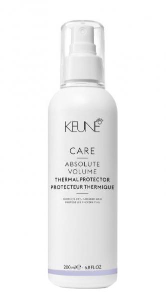 Spray pentru protectie termica Keune Care Absolute Volume, 200 ml   1