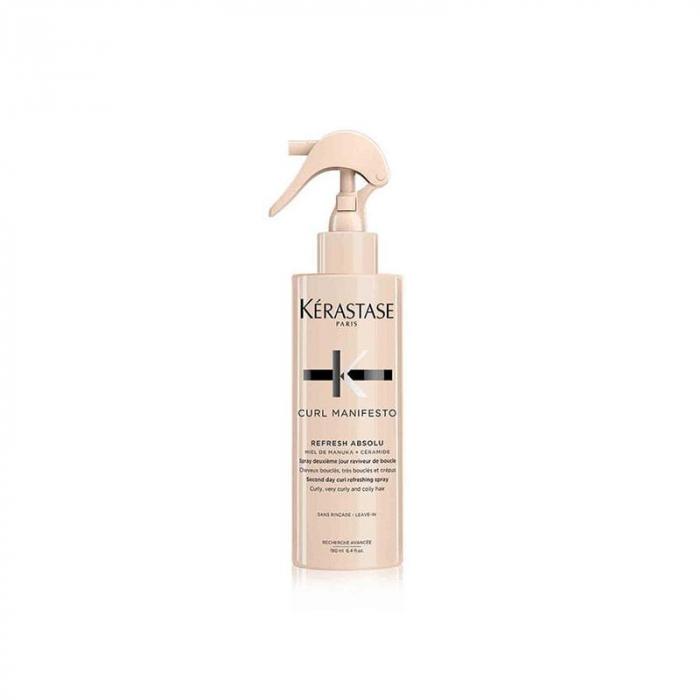 Spray revigorant pentru bucle Kerastase Curl Manifesto Refresh Absolu, 190 ml [0]