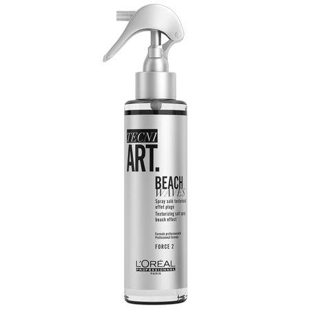 Spray sarat texturizant pentru fixare lejera L`Oreal Professionnel Tecni.Art Beach Waves, 150 ml 0