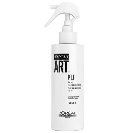 Spray termo-modelator pentru volum L`Oreal Professionnel Tecni.Art Pli Shaper Spray, 190 ml 0