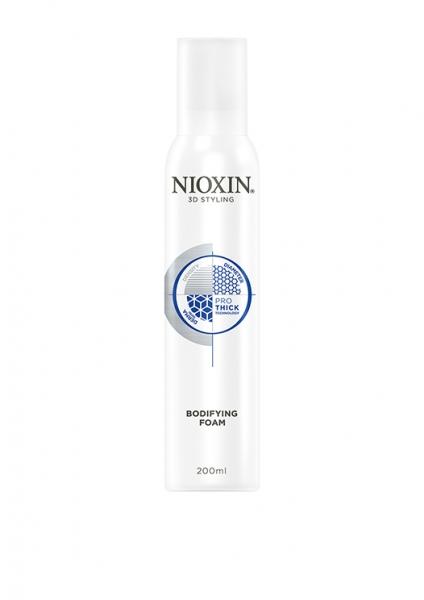 Spuma Nioxin 3D Styling Bodifying Foam , 200 ml 0