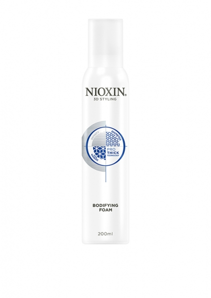 Spuma Nioxin 3D Styling Bodifying Foam , 200 ml 1