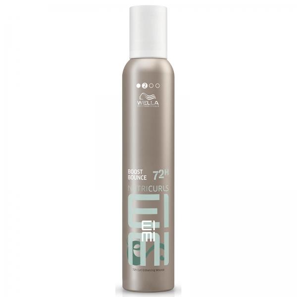 Spuma pentru bucle cu volum 72H Wella Professionals EIMI Nutricurls Boost Bounce, 300 ml 0