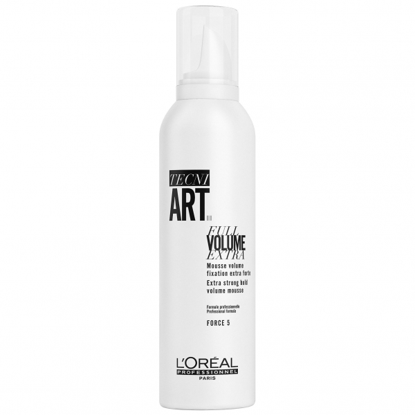 Spuma pentru extra-volum L`Oreal Professionnel Tecni.Art Full Volume Extra, 250 ml [0]