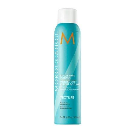 Spuma pentru par Moroccanoil Master Beach Wave Texture Mousse, 175 ml 1