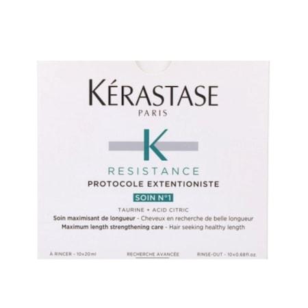 Tratament de par Kerastase Resistance Protocole Extentioniste Soin Techniq Nr. 1, 180 ml 0