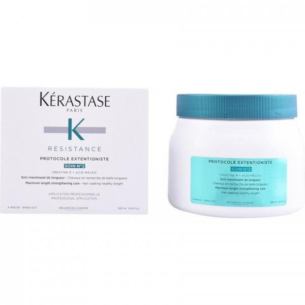 Tratament de par Kerastase Resistance Protocole Extentioniste Soin Techniq Nr. 2, 500 ml 0