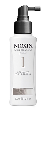 Tratament leave-in impotriva caderii parului Nioxin System 1 Scalp Treatment, 100 ml 0