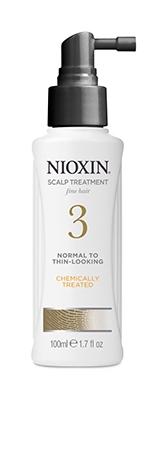 Tratament leave-in impotriva caderii parului Nioxin System 3 Scalp Treatment, 100 ml 1