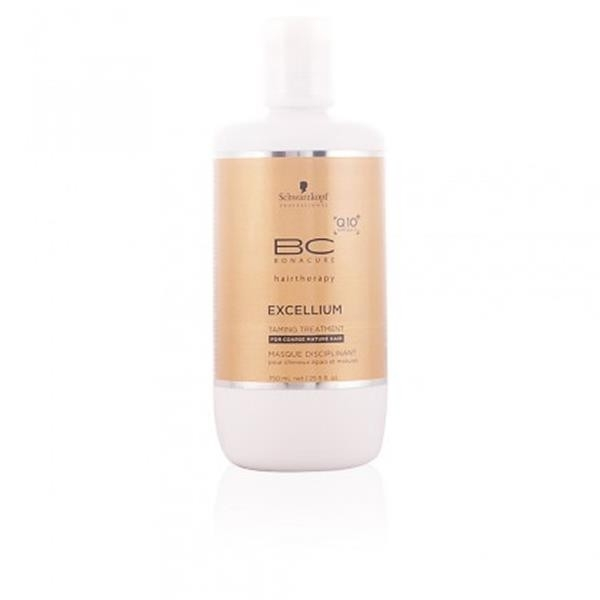 Tratament pentru par matur aspru Schwarzkopf Bonacure Taming Treatment, 750 ml 0