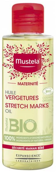 Ulei antivergeturi Mustela, 105 ml 0