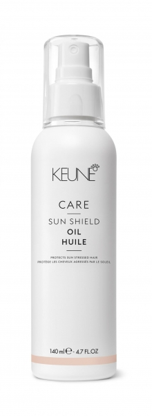 Ulei pentru par expus la soare cu protectie UV Keune Care Sun Shield Oil, 140 ml 0