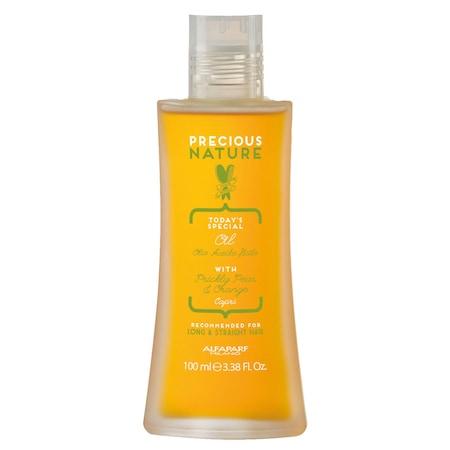 Ulei pretios pentru par drept Alfaparf Precious Nature Long & Straight Hair Oil, 100 ml [0]