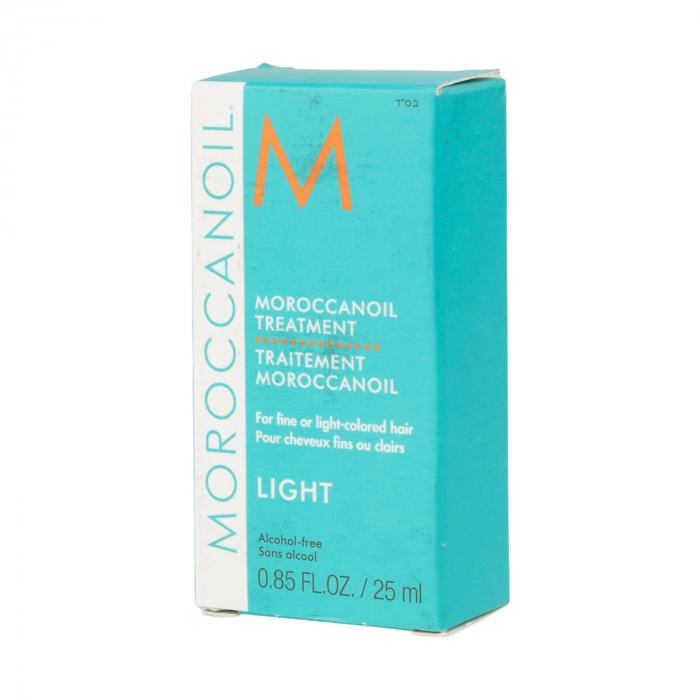 Ulei tratament pentru par fin si deschis la culoare  Moroccanoil Treatment Original, 25 ml [0]