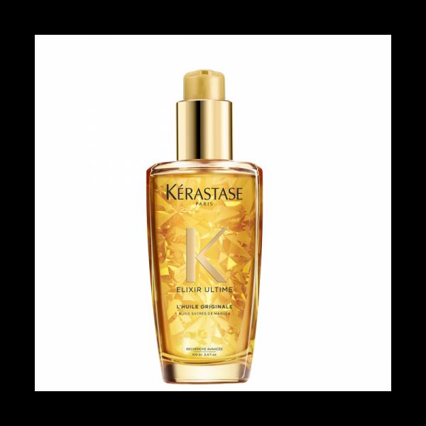 Ulei tratament pentru toate tipurile de par Kerastase Elixir Ultime Huile Originale, 100 ml 0
