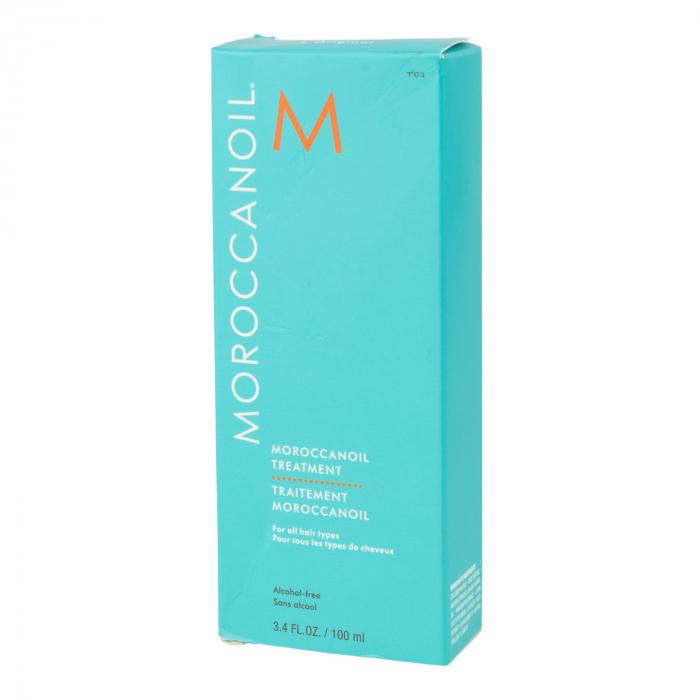 Ulei tratament pentru toate tipurile de par Moroccanoil Treatment Original, 100 ml [0]