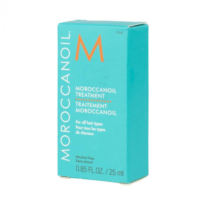 Ulei tratament pentru toate tipurile de par Moroccanoil Treatment Original, 25 ml [0]