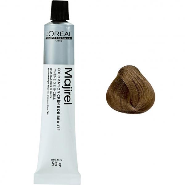 Vopsea de par permanenta L`Oreal Professionnel Majirel 8.8, Blond deschis mocha, 50 ml [0]