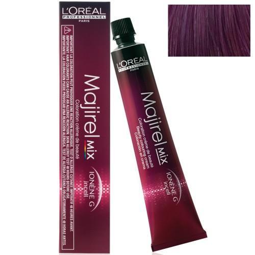 Vopsea de par permanenta L`Oreal Professionnel Majirel Max Boost, Violet, 50 ml 0