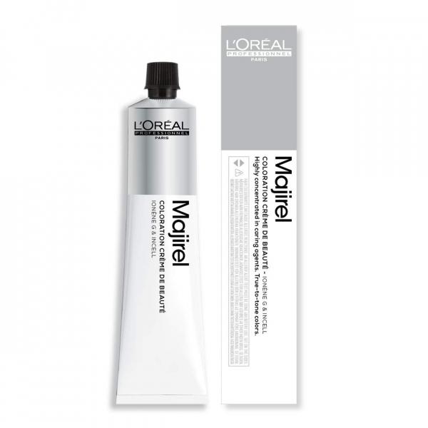 Vopsea de par permanenta L`Oreal Professionnel Majirel Ultra Naturale 5.0, Saten deschis profund, 50 ml [0]