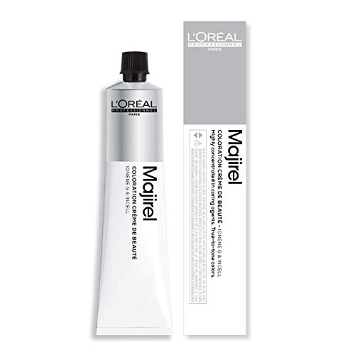 Vopsea de par permanenta L`Oreal Professionnel Majirel Ultra Naturale 8.0, Blond deschis profund, 50 ml 0