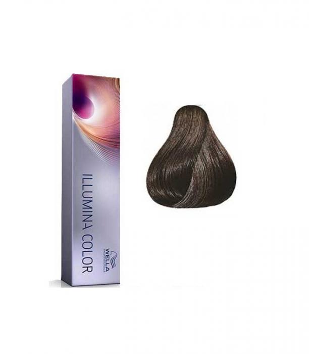Vopsea de par permanenta Wella Professionals Illumina Color 4/, 60 ml [0]