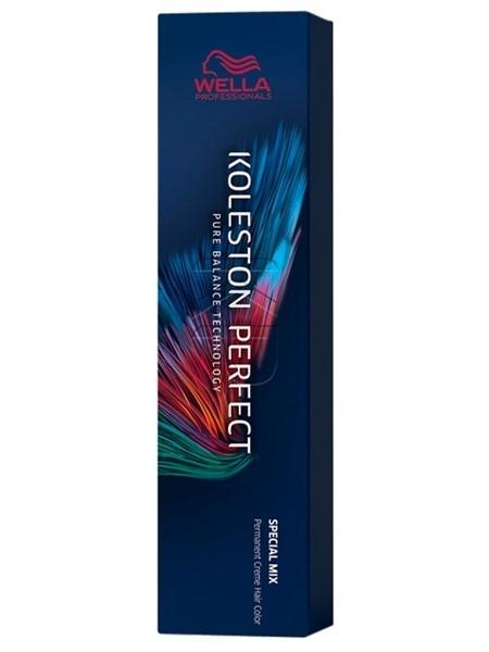 Vopsea de par permanenta Wella Professionals Koleston Perfect Me+ 0/44 , Rosu Intens, 60 ml 0