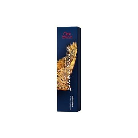 Vopsea de par permanenta Wella Professionals Koleston Perfect Me+ 10/16 , Blond Luminos Deschis Cenusiu Violet, 60 ml 1