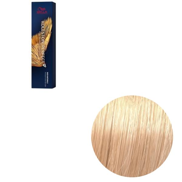 Vopsea de par permanenta Wella Professionals Koleston Perfect Me+ 10/3 , Blond Luminos Deschis Auriu, 60 ml [0]