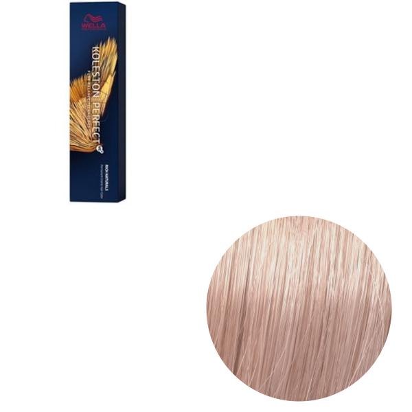 Vopsea de par permanenta Wella Professionals Koleston Perfect Me+ 10/95 , Blond Luminos Deschis Perlat Mahon, 60 ml 0