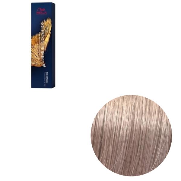 Vopsea de par permanenta Wella Professionals Koleston Perfect Me+ 10/97 , Blond Luminos Deschis Perlat Castaniu, 60 ml 0