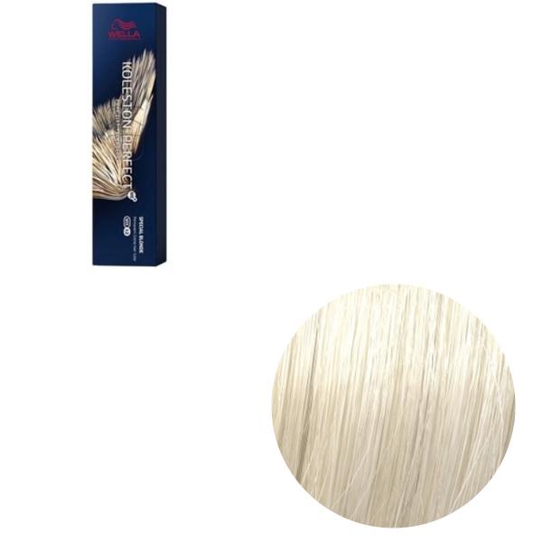 Vopsea de par permanenta Wella Professionals Koleston Perfect Me+ 12/1 , Blond Special Cenusiu, 60 ml 0