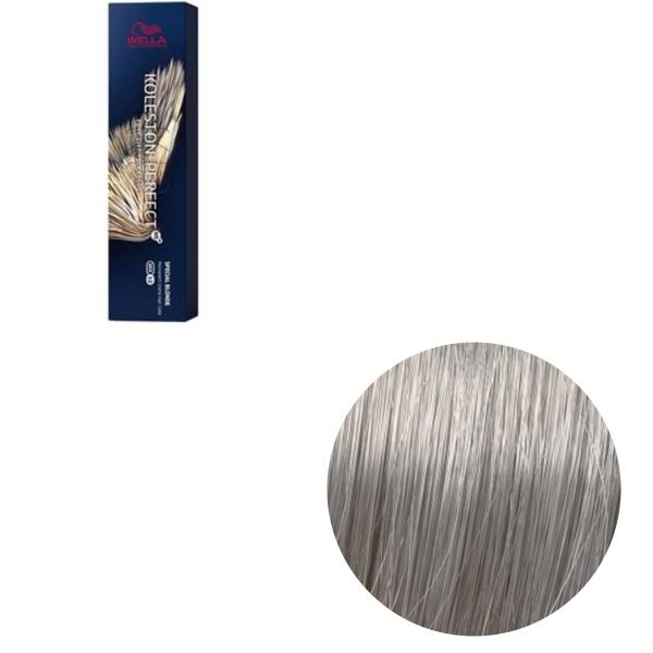 Vopsea de par permanenta Wella Professionals Koleston Perfect Me+ 12/11 , Blond Special Cenusiu Intens, 60 ml 0