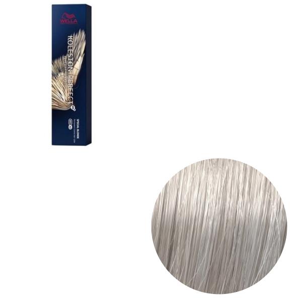 Vopsea de par permanenta Wella Professionals Koleston Perfect Me+ 12/89 , Blond Special Albastrui Perlat, 60 ml 0