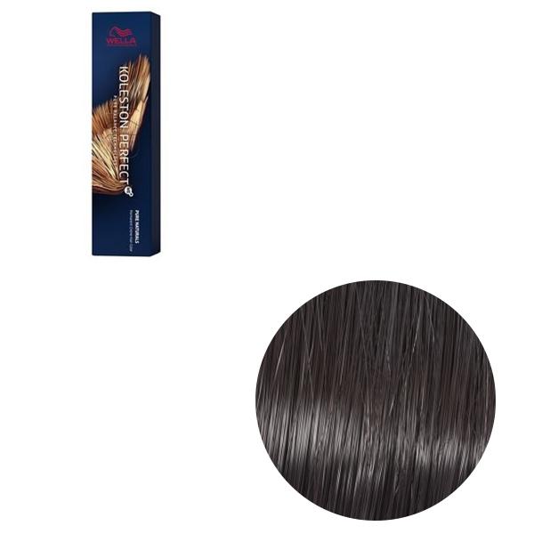 Vopsea de par permanenta Wella Professionals Koleston Perfect Me+ 3/0 , Castaniu Inchis Natural, 60 ml [0]