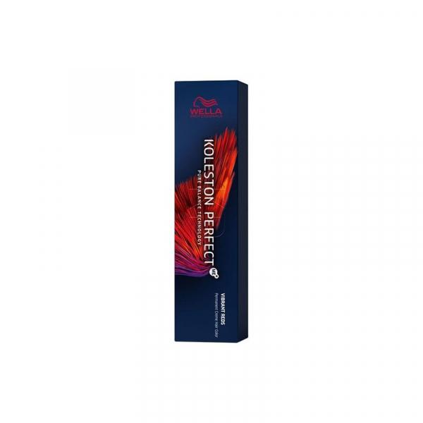 Vopsea de par permanenta Wella Professionals Koleston Perfect Me+ 55/46 , Castaniu Deschis Intens Rosu Violet, 60 ml 1
