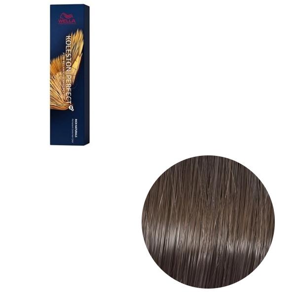 Vopsea de par permanenta Wella Professionals Koleston Perfect Me+ 6/2 , Blond Inchis Mat, 60 ml [0]