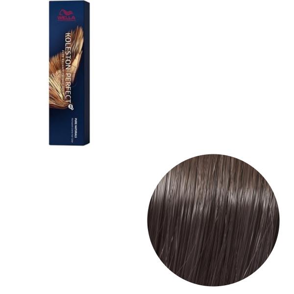 Vopsea de par permanenta Wella Professionals Koleston Perfect Me+ 66/0 , Blond Inchis Intens Natural, 60 ml [0]