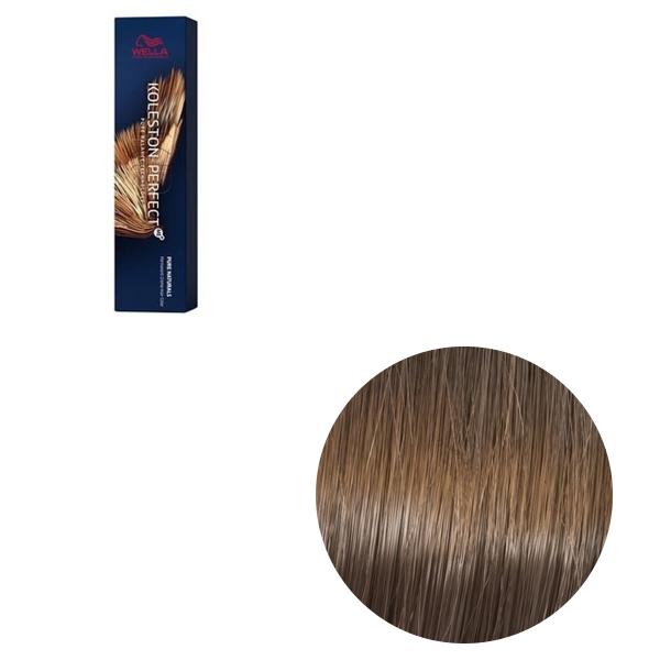 Vopsea de par permanenta Wella Professionals Koleston Perfect Me+ 7/0 , Blond Mediu Natural, 60 ml 0