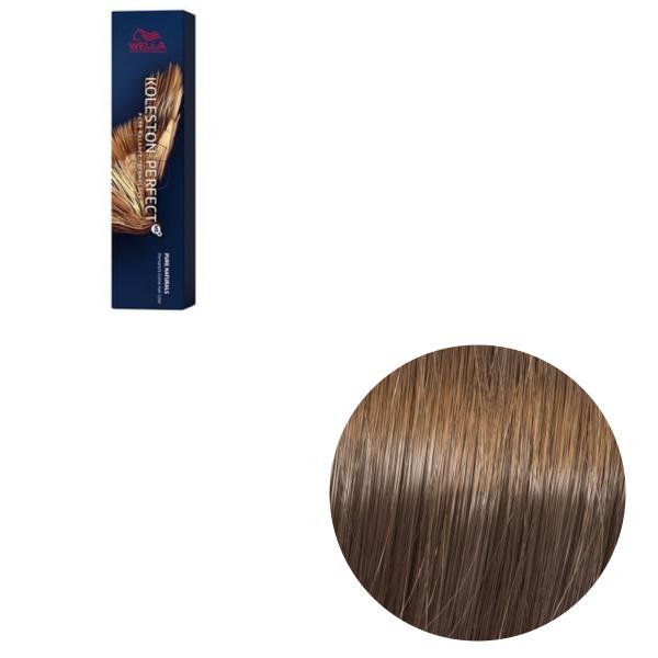 Vopsea de par permanenta Wella Professionals Koleston Perfect Me+ 7/00 , Blond Mediu Natural Intens, 60 ml 0