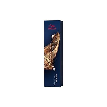 Vopsea de par permanenta Wella Professionals Koleston Perfect Me+ 7/01, Blond Mediu Natural Cenusiu, 60 ml 1