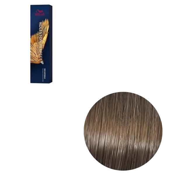 Vopsea de par permanenta Wella Professionals Koleston Perfect Me+ 7/1 , Blond Mediu Cenusiu, 60 ml 0