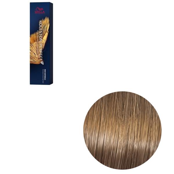 Vopsea de par permanenta Wella Professionals Koleston Perfect Me+ 7/3 , Blond Mediu Auriu, 60 ml [0]