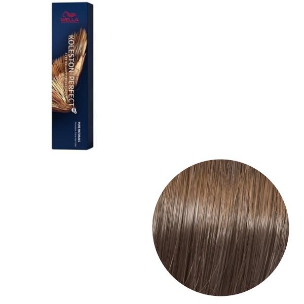 Vopsea de par permanenta Wella Professionals Koleston Perfect Me+ 77/0 , Blond Mediu Intens Natural, 60 ml 0